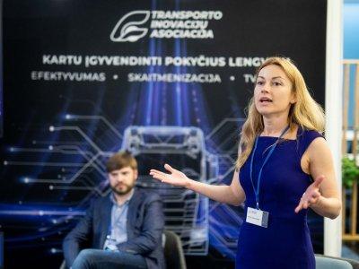 Artimiausią transporto ateitį Europos ekspertai nagrinės Lietuvoje