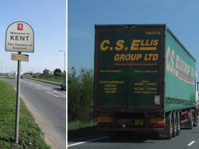 UK Government bring forward legislation to fine lorry drivers without Kent Access Permits