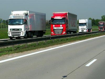 Spadek przewozów ładunków w Polsce wyhamował w I kwartale. Pierwszy wzrost od wielu miesięcy