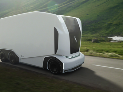 Szwedzki start-up Einride przyjmuje zamówienia na autonomiczne ciężarówki
