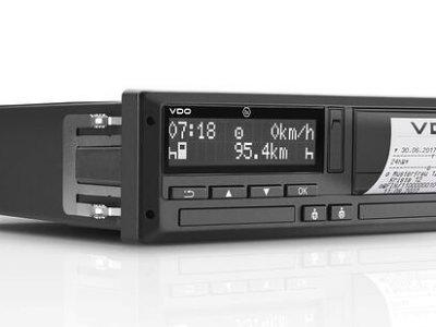 Stoneridge präsentiert noch exaktere Generation digitaler Fahrtenschreiber