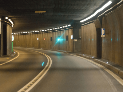 Változások az antwerpeni alagútban: egyes szállítmányok nem használhatják mától