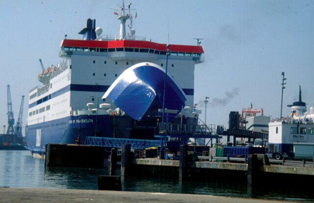 Kierowcy będą zawracani przed portem Portsmouth, jeśli nie będą przygotowani do procedur po Brexicie