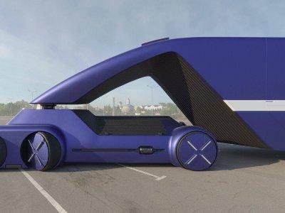 Viitorul transporturilor de marfă din Rusia? Altlantis, nu Kamaz