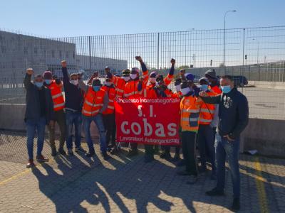 Ma és holnap szállítmányozási sztrájk Olaszországban!