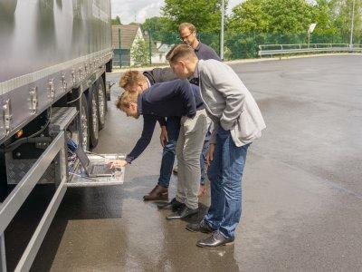 BPW leitet gefördertes Forschungsprojekt zum autonomen Transport der Zukunft