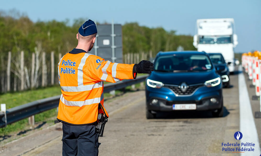 Belgia wprowadziła nowe wymogi. Kierowcy muszą mieć oświadczenie