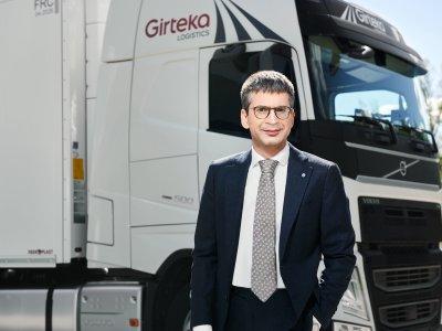 [TYLKO U NAS] Edvardas Liachovičius, prezes Girteki: Digitalizacja jest koniecznością. Pomaga utrzymać rentowność, konkurencyjność i zbalansować skutki Pakietu Mobilności