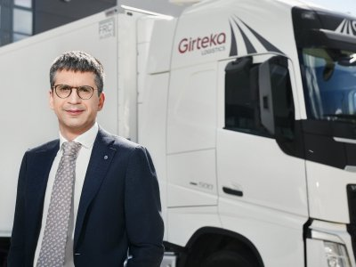 [ТОЛЬКО У НАС] Эдвардас Ляховичюс, генеральный директор Girteka: «Дигитализация — это необходимость. Она помогает поддерживать конкурентоспособность и уравновесить эффекты Пакета мобильности»