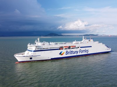 Brittany Ferries expect 15% more freight on UK & Ireland to Spain routes