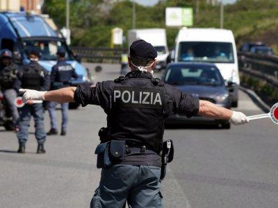 Еще один регион Италии вводит комендантский час. Водители должны иметь при себе автодекларацию