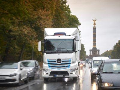 Restricții pentru camioane în Germania în 2021