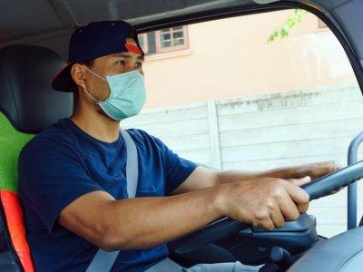 Șoferii care conduc vehicule de peste 2,4t sunt exceptati de la obligația carantinei în România