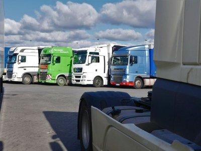Запреты движения грузовиков во Франции в 2021 г.