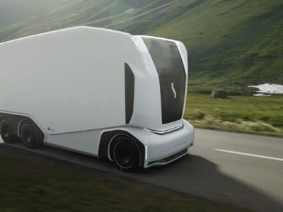 Шведский стартап Einride принимает заказы на автономные грузовики