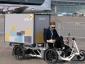"""Kerékpáros félpótkocsi? Egy német szolgáltató ezzel a """"járműkészlettel"""" szállít szállítmányokat az utolsó mérföldön"""
