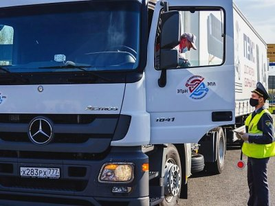 Россия проводит эксперимент по внедрению электронного путевого листа в автомобильном транспорте