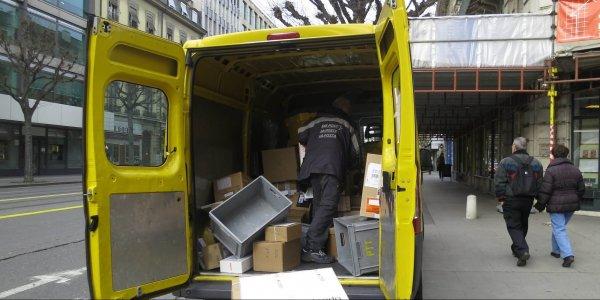 """Zamiast tradycyjnego adresu – """"paszport dostawy"""". Belgowie pracują nad sprawniejszym dostarczaniem p"""