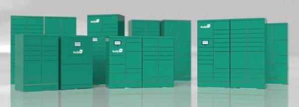 Znany producent automatów paczkowych nawiązał współpracę z belgijskim operatorem