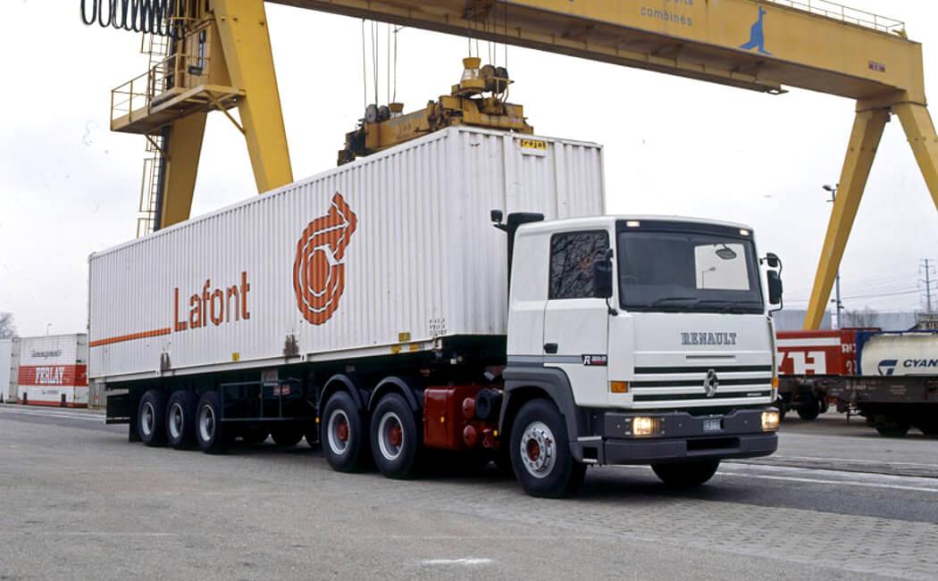 Historia transportu – odc. 132. Mimo rozwoju technologii, branża przewozów drogowych została domeną małych firm