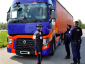 Komendanto valanda Prancūzijoje. Sunkvežimių vairuotojai privalo turėti specialų dokumentą
