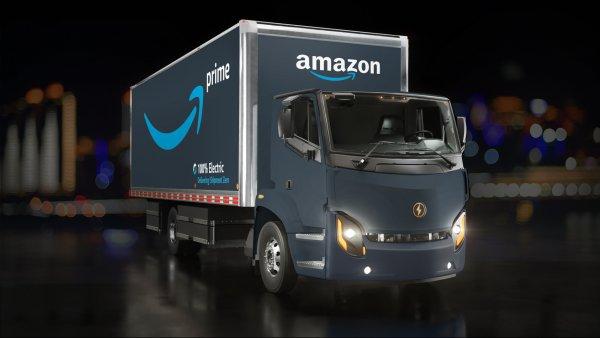 Amazon chce być bardziej przyjazny środowisku. Wielkie zamówienie na ciężarówki na gaz