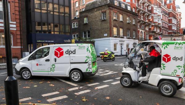 DPD announce huge recruitment drive and zero-emission deliveries