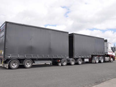 Shippers want to use 44-tonne trucks on Germany's roads