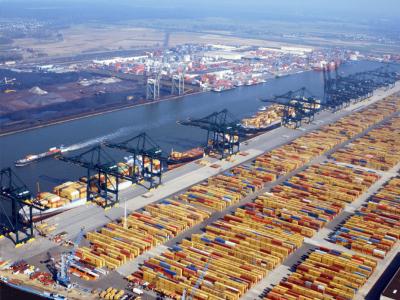 Logistica 4.0 | Portul din Antwerp are un nou sistem de gestionare a containerelor și de monitorizare a emisiilor