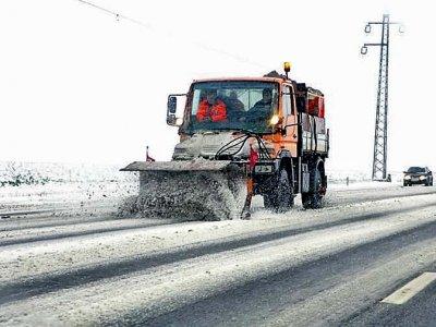 CNAIR declară că s-a pregătit pentru iarnă în proporție de 80%