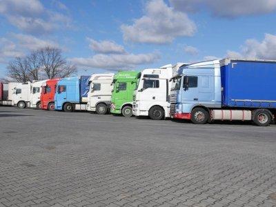 Lkw-Fahrverbote in Deutschland und Italien am kommenden Wochenende