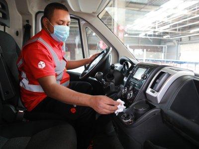 Rekordgeschäft in Pandemiezeiten: DPD ist für die Paket-Hochsaison gerüstet