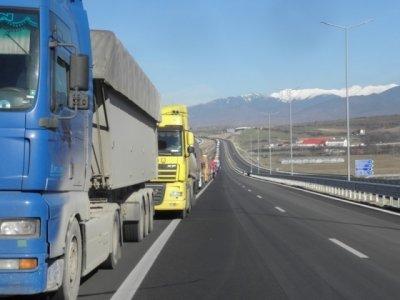 Timpi mari de așteptare la granița Bulgaria-Turcia în perioada octombrie – decembrie