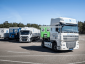 New system allows trucks to automatically find and engage their allocated trailer