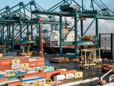 Antwerpen: digitális dokumentáció és a kamionok károsanyag-kibocsátásának mérése januártól