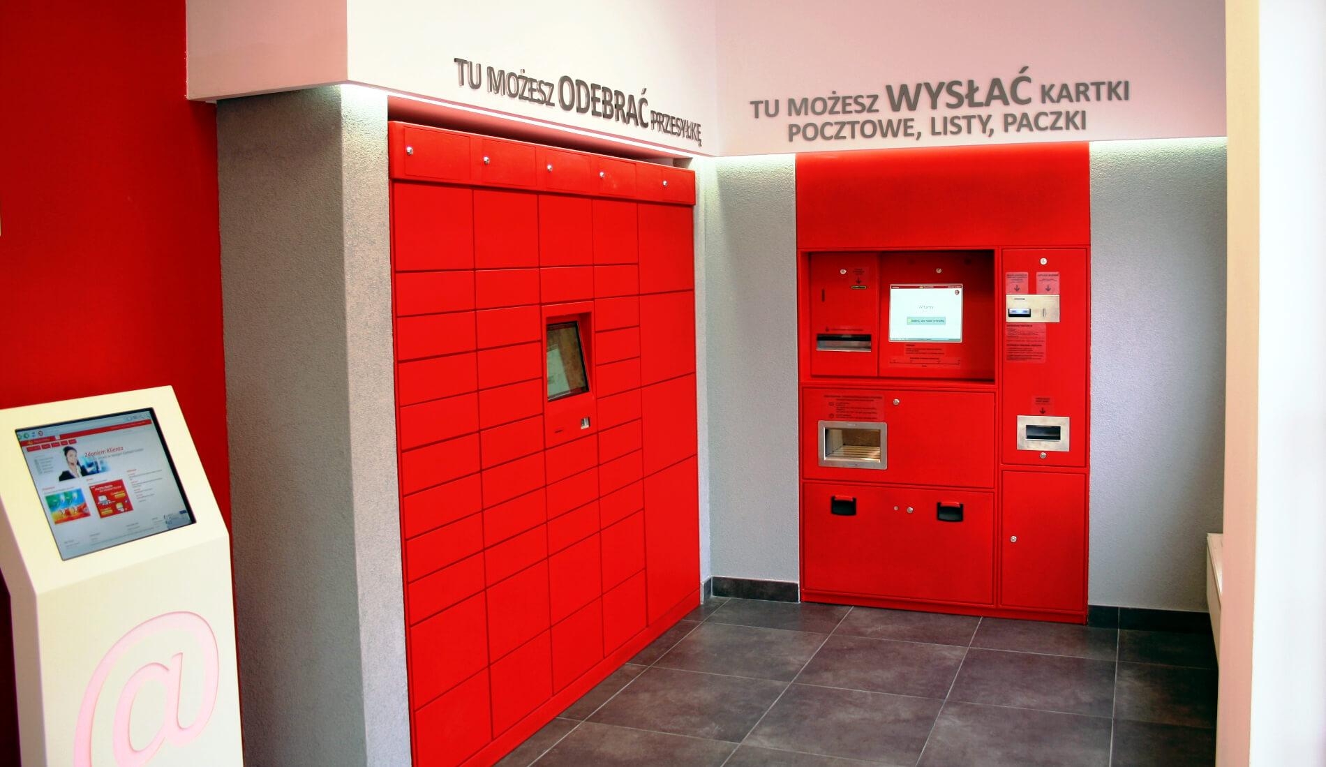 Poczta Polska próbuje iść w ślady InPostu. Jej plany bledną przy rozmachu konkurenta