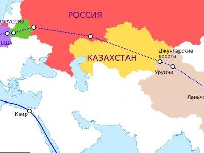 Стратегия транзита России. Аспекты развития международных транспортных коридоров