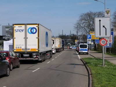 EU agree to make truck drivers exempt from quarantine