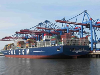 CMA CGM systems up and running after September's cyberattack