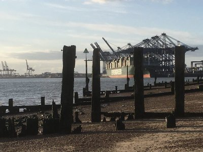 Felixstowe's woes continue as CMA CGM introduce $150 import charge