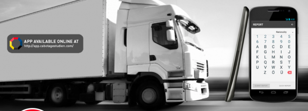 """Swedish cabotage research project: Scandinavian drivers """"pick up"""" foreign trucks"""