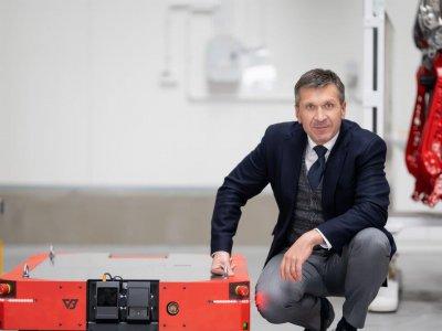 W roboty z Polski fundusze zainwestowały 11 mln zł. Urządzenia mają być wstępem do tworzenia logistyki opartej na danych