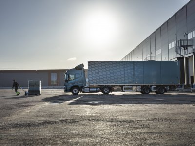 "Fuel cell trucks will ""change the business model we use,"" says Volvo Trucks' innovations director"