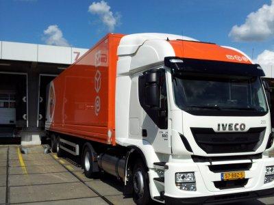 Niederländische Post testet Biokraftstoff