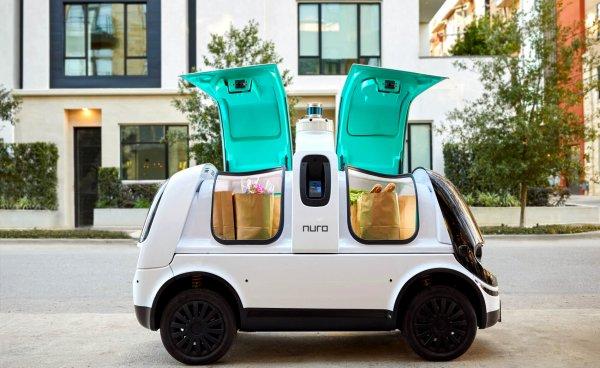 Sunt viabile livrările urbane cu vehicule autonome de mici dimensiuni?