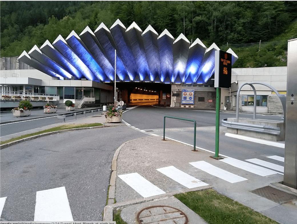 Dziś tunel Mont Blanc będzie całkowicie nieprzejezdny. Sprawdź, jak będzie we wrześniu