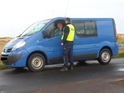 В 9-местных бусах допускаются только 4 человека. Польша изменила условия передвижения водителей