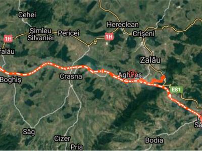 După nenumărate termene nerespectate, CNAIR a lansat licitația pentru proiectarea și execuția unui nou tronson al Autostrăzii Transilvania