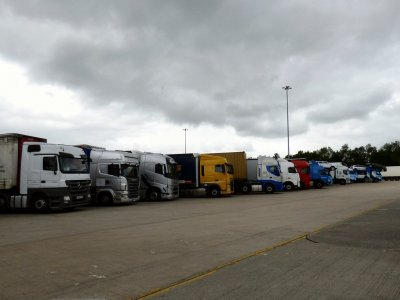 5 Brexit haulage advice centres open, but the 40 others remain a mystery