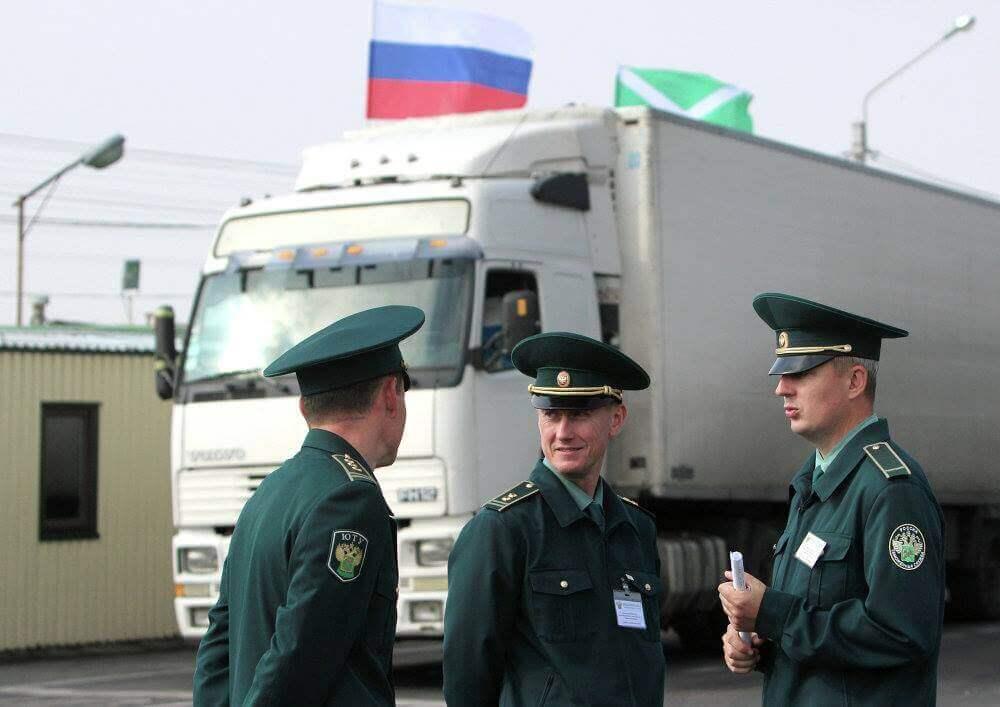 Geldbuße nicht bezahlt? Russland will ausländische LKW lahmlegen